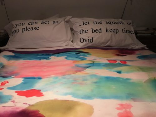 Ovid's Bed