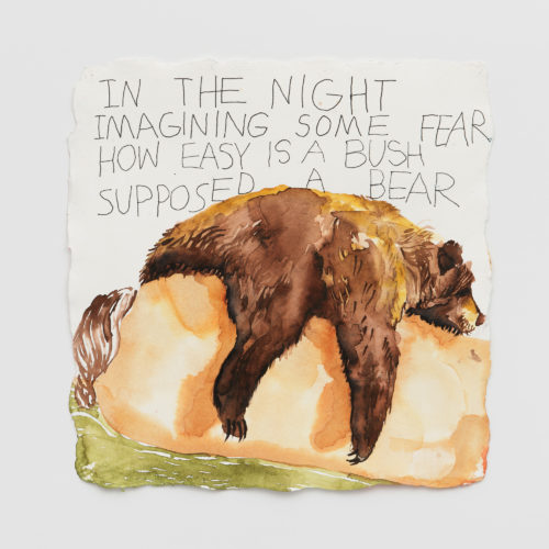 A Midsummer Night's Dream Series: 'In the night imagining some fear.'