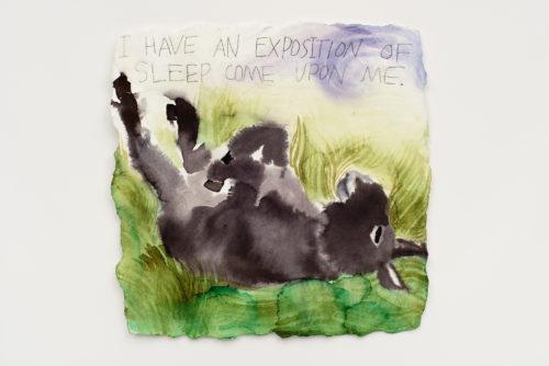 "A Midsummer Night's Dream Series:' I have an exposition of sleep.."""